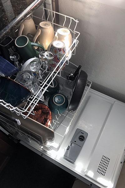 Photo of dishwasher